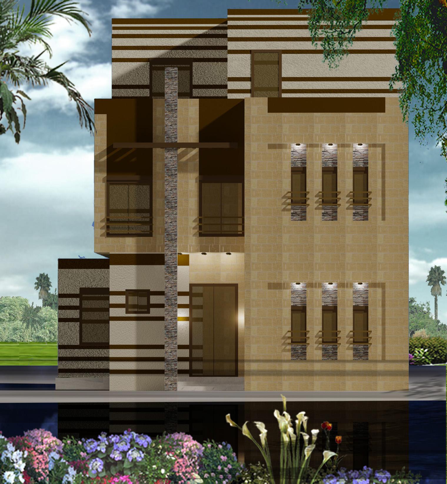 مشروع البيت المثالي 1
